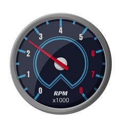 Speedometer iconcartoon icon vector