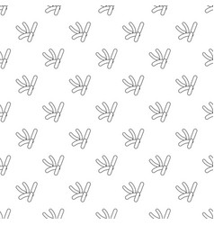 Bacilli pattern seamless vector