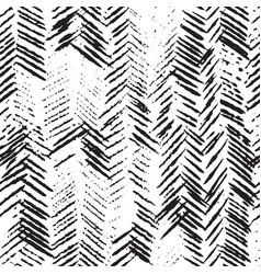 Ink herringbone texture vector