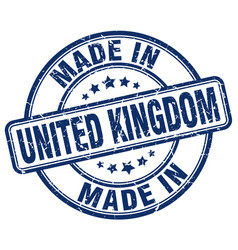 Made in united kingdom vector
