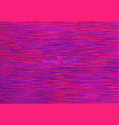 Abstract pink stripe line pattern technology vector