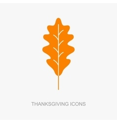 Autumn Leaves icon vector