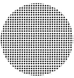 Doodle circle 01 vector