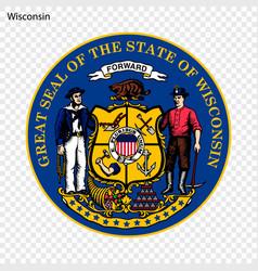 Emblem of state vector