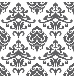 Islamic Damask Pattern vector image