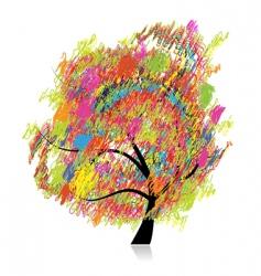pencil sketch vector image