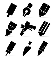 Tools for drawing vector