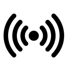 wifi 02 vector image