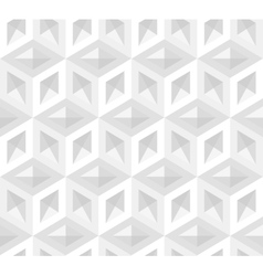 3d cubes pattern vector