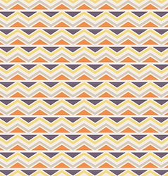 Seamless chevron pattern vector image vector image