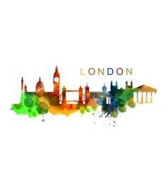 UK vector image vector image