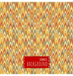 Colorful seamless pattern arrows background vector image