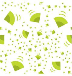 Loudspeaker seamless pattern vector