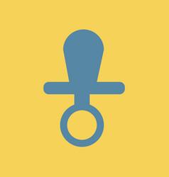 Nipple children vector