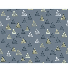 Abstract background Modern seamless pattern with vector image vector image