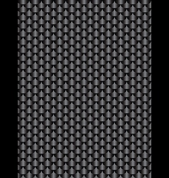 Brushed metal aluminum black dark flake texture vector
