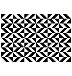 Geometric diamond pattern vector
