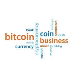 Bitcoin text vector