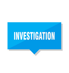 Investigation price tag vector