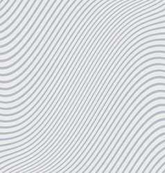 Abstract background with wavy lines vector
