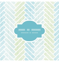 Abstract textile stripes parquet frame seamless vector