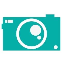 camera photo icon vector image