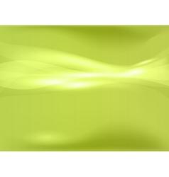 dinamyc flow stylized waves vector image