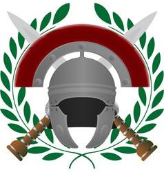 roman glory vector image