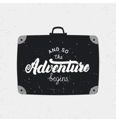 So the adventure begins card vector