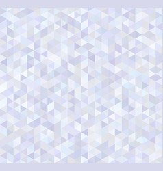 glossy triangles abstract brilliant seamless vector image
