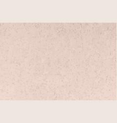 kraft beige texture background and wallpaper vector image