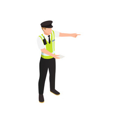 Parking staff character vector