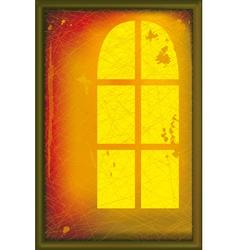 Window vector image vector image