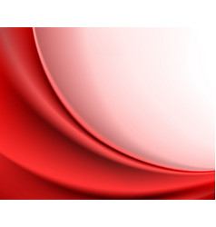 red colorful background vector image