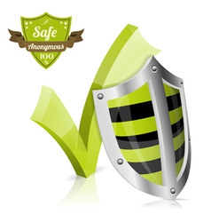 Safe and Anonymous Concept vector