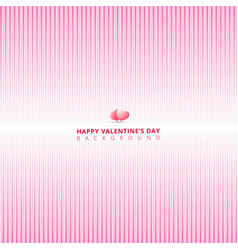 abstract gradient pink color line background of vector image
