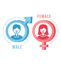 male and female boy and girl couple silhouette vector image