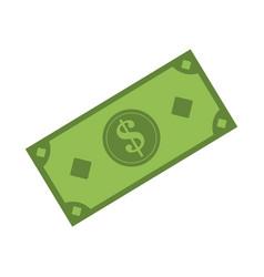 Money bill icon vector