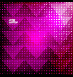 abstract background triangle geometric vector image vector image