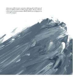 Dark gray watercolor vector