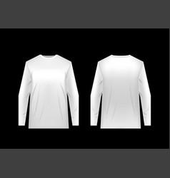 Sportswear kit mockup templates vector