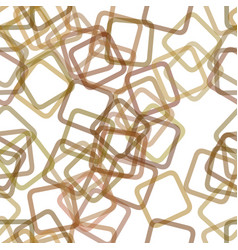 Seamless square background pattern - from squares vector