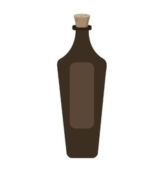 Essential oil spa icon vector