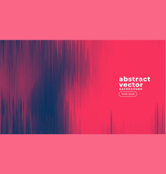 Abstract duotone lines background design vector