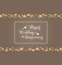 Collection stock wedding graphic style vector