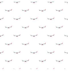 swing balancer pattern vector image vector image