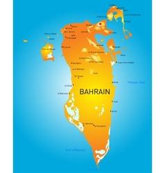 Bahrain vector