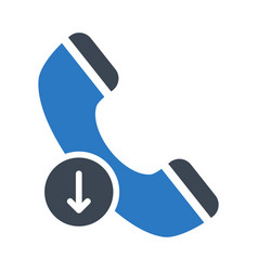 Incoming call vector