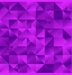 Polygonal purple minimal geometric gradient vector