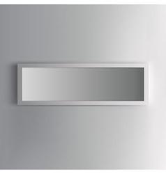 Decorative Shelf vector image